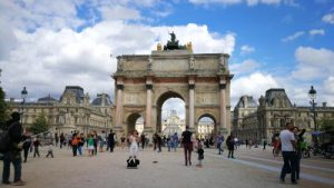 WOMANWORD in Paris City and Gastro