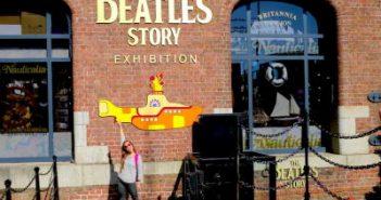 WOMANWORD in Liverpool at Beatles Museum