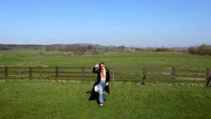 Carlisle WOMANWORD in Wales