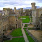 Wales: Road trip to Caernarfon