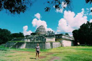 Xichen Itza. Maravilla del Mundo. Cultura Maya. Riviera Maya. Quintana Roo. México by WOMANWORD