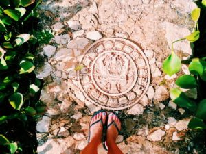 Cultura Maya. Riviera Maya. Quintana Roo. México by WOMANWORD