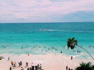 Tulum. Cultura Maya. Riviera Maya. Quintana Roo. México by WOMANWORD