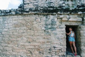 Cobá. Cultura Maya. Riviera Maya. Quintana Roo. México by WOMANWORD