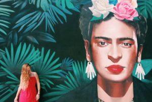 frida.womanword.mexico. Valladolid. Riviera Maya. Quintana Roo. México by WOMANWORD