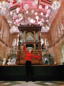 Kelvingrove Museum. Glasgow by WOMANWORD. #WOMANWORDinScotland