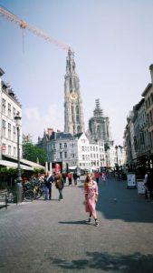 Antwerp by WOMANWORD