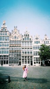 Antwerp by WOMANWORD