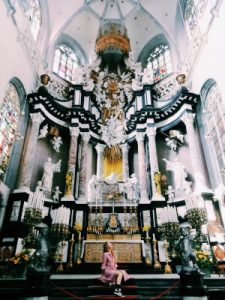 Maestros Flamencos. Rubens Inspires. Barroco. WOMANWORD in Antwerp.