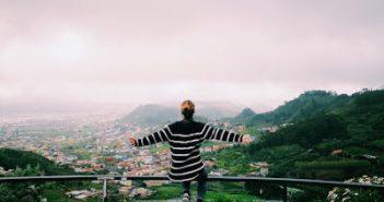 Anaga. WOMANWORD in Tenerife