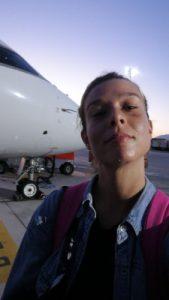 Regreso de Málaga a Madrid con Air Nostrum. #WOMANWORDinMálaga Fin de la aventura #Viajarnotienegenero #60dias6paises