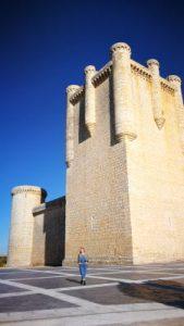 WOMANWORD in Torrelobatón. Valladolid. Castilla.