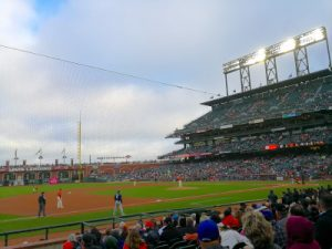 SF Giants, Oracle Park