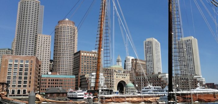 Boston, Massachusetts: Walking Tour