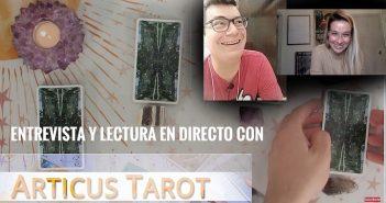 Articus Tarot by WOMANWORD