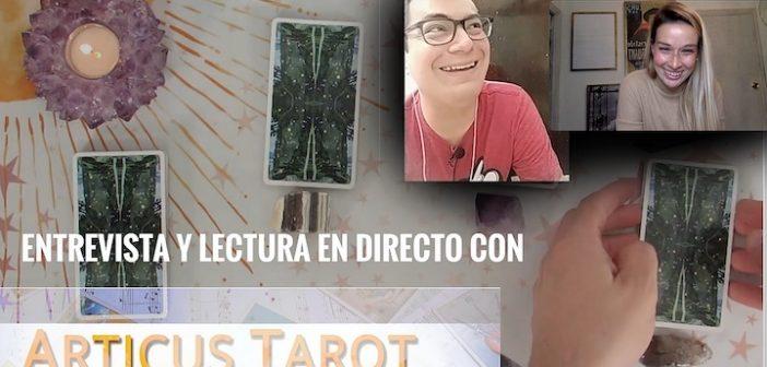 Entrevista a Articus Tarot: El tarotista de youtube